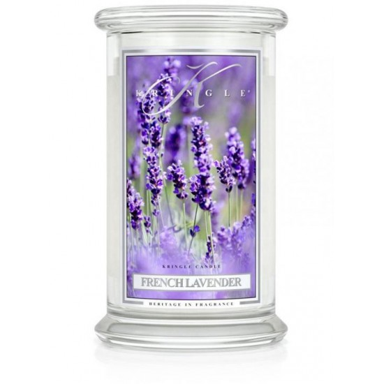 French Lavender DUŻY- 2 knoty