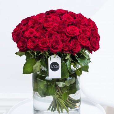Gratuluję 40 róż