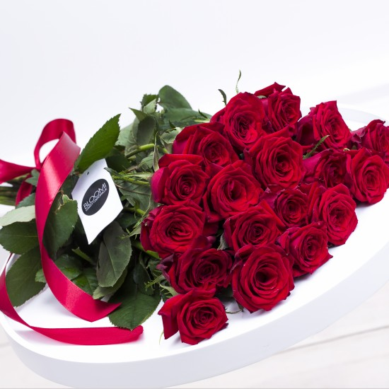18 urodziny 18 róż