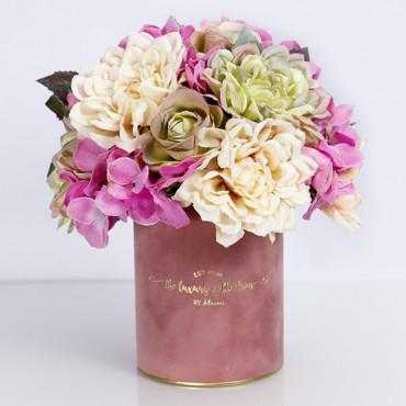 """Box kwiatowy """"Romantyczna randka"""""""