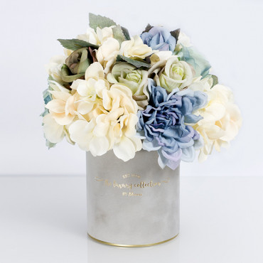 """Box kwiatowy """"Romantyczny powiew"""""""