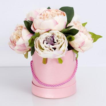 """Box kwiatowy """"Peonia"""""""