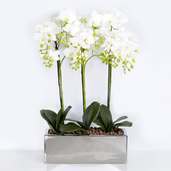 "Ekskluzywna Orchidea ""MADAME"" ok.65cm"